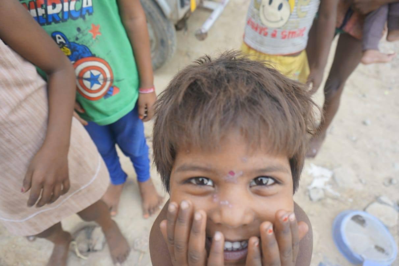 私はインドの物乞いの人に、何もしてあげたことがない   Kayoreenaの ...